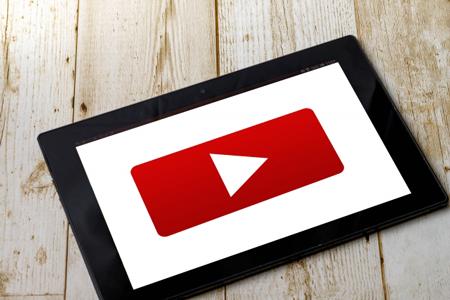 YouTubeを使って勉強